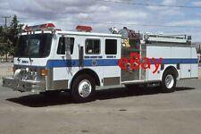 Fire Truck Photo Kern County Rare Ottawa Beck Engine Apparatus Madderom