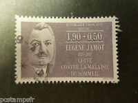 FRANCE 1987, timbre 2455, E. JAMOT, CELEBRITY, oblitéré, VF USED STAMP