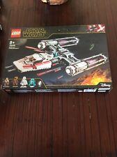 LEGO 75249 RESISTANCE Y-WING STARFIGHTER Star Wars boîte neuve scellée +++++++++