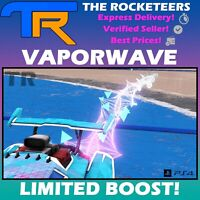 [PS4/PSN] Rocket League VAPORWAVE Limited Boost 80s Theme Event Radical Summer