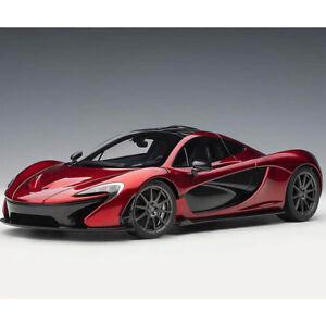 Autoart  76062 McLaren P1 1:18 Model Car Volcano Red