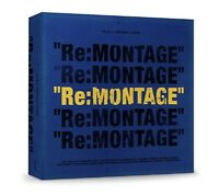 BLOCK B RE:MONTAGE 6th Mini Repackage Album CD+Booklet+Card+Calendar Set KPOP
