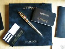 S.t. Dupont Pharaoh-Ballpoint pen bolígrafo-edición limitada 2004 -! nuevo!