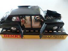 Dinky  Rolls Royce Phantom V Limousine 152 avec Chauffeur et 2 Passagers