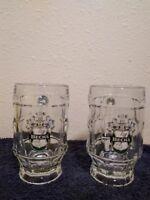 Set of 2 Classic Becks Beer Mugs