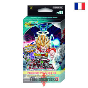 Dragon Ball Super Card Game - Premium Pack Set PP03 : Vicious Rejuvenation