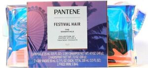 Pantene Festival Hair The Essentials Collection Of Styling & Treatment Products