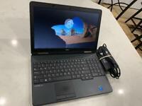 Dell Lat E5540 Intel 4th Gen i5-4310U| 2.0GH| 16GB RAM| 500GB HDD Win10 Pro