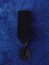 Deutsches Verwundeten Abzeichen Schwarz Miniatur Orden 57er 15mm
