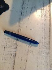 Parker Victory Barrel And Section - Blue - English Aerometric