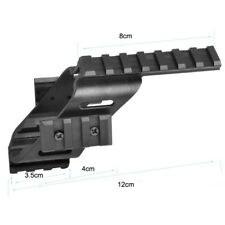 "Universal Tactical Pistol Scope Sight Mount With 7/8"" Weaver & Picatinny Glock"