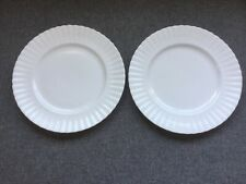 ROYAL ALBERT VAL D'OR 2 x DINNER PLATES 26.5 cm VGC