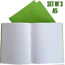 Gráfico ejercicio Libros Rhino Brand 2 X 32 página Gráfico 10mm Cuadrado Casa Escuela