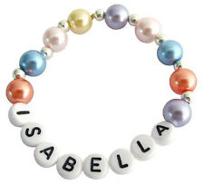 Party Favors Birthday Return Gift Personalized MultiColor Bracelet for Girls