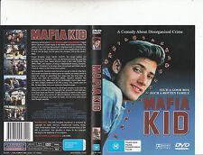 Mafia Kid-1988-Sasha Mitchell-Movie-DVD