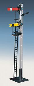 Ratio 493 Sr Rail Construit Sémaphore Signal Lot Plastique Maison / Lointaine Ou