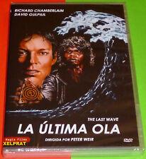 LA ULTIMA OLA / THE LAST WAVE Peter Weir - English Español - Precintada