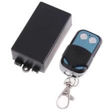 Trasmettitore ricevitore 12V 2CH DC canali wireless RF telecomando