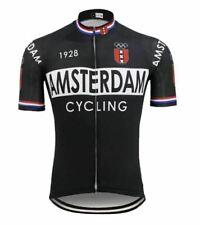 Amsterdam Short Sleeve Cycling Jersey Free Shipping