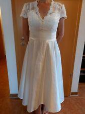 Brautkleid Größe L/XL