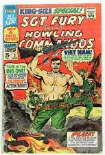 Sgt. Fury and his Howling Commandos No.3 59 86 83 82 81 Lot of 6 Comic Book A2