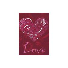 With You Love Love Greeting Card & Envelope by Tree Free
