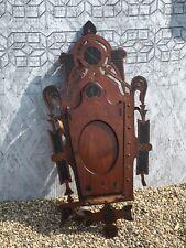 Original Victorian Ornate Wood Frame Eastlake Design