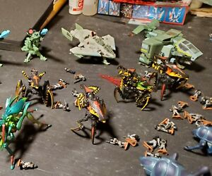 Starship Troopers toys by Galoob