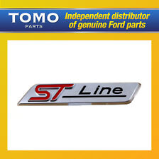 New Genuine Ford Kuga, Fiesta, Mondeo Front N/S or O/S ST Line Badge. 2044452
