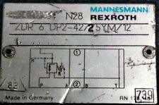 Rexroth ZDR6DP2-42/25YM/12 Relief Valve