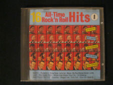 Various Artists - 16 All-Time Rock 'N' Roll Hits - Vol 1 - CD Album (1989)