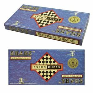 SHAHS Beginner Chess [SPM GAMES] Interactive Competitive Games [SPM84]