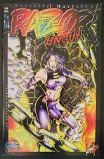 RAZOR: Uncut #14 (1995 LONDON NIGHTS Studios Comics) VF Book