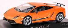Lamborghini Gallardo LP 570-4 Superleggera 2012-14 orange metallic 1:43 Minicham
