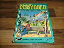 8 x BESSY -- im GROßEN BESSY-BUCH  16 -- mit  #  278-279-280-281-282-283-284-285