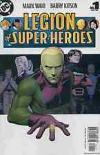 LEGION OF SUPER-HEROES #1-50 VF/ NEAR MINT COMPLETE SET 2005 DC COMICS MN-1057