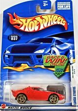 Hot Wheels 037 Lancia Stratos, 2002 First Editions 25/42, No stripes  roof mint