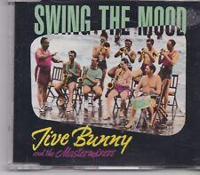 Jive Bunny-Swing The Mood cd maxi single