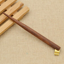 1 PC Wooden Oblique Calligraphy DIP Pen Holder Handmade Gift High Quality