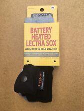 Lectra Sox Hiker Boot Style Grey/Black Medium Nordic Gear Socks