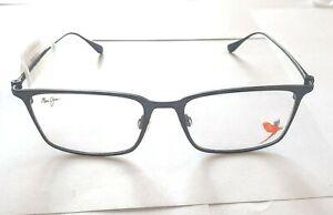 Maui Jim Titanium Eyeglasses MJO2714 in Matt Black