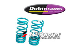 DOBINSONS COIL SPRING 45MM LIFT Rear Pair FOR Nissan Patrol Y62 13-ON 4X4 V8 5.6