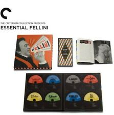 Essential Fellini (Criterion Collection) [New Blu-ray]