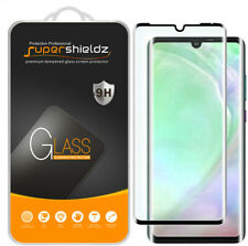 Supershieldz Full Cover Tempered Glass Screen Protector for Huawei P30 Pro