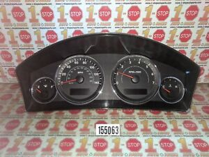2008 JEEP GRAND CHEROKEE 3.7L MPH INSTRUMENT CLUSTER SPEEDOMETER 05172400AG OEM