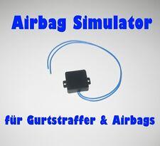 Airbag Gurtstraffer Simulator Mercedes E-Klasse W211