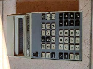 IME retro computer Calcolatrice Compucorp 320 G leggi bene la descrizione