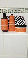 Crabtree & Evelyn Pomegranate & Argan Oil Set Body Wash -Cream & Hand Therapy