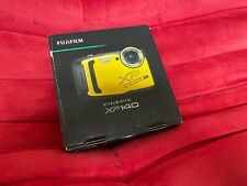 Fujifilm FinePix XP140 16.4-Megapixel Waterproof Digital Camera Yellow