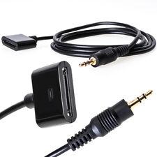 Dock sur 3,5mm Jack aux Mp3 Am Autoradio pour IPHONE Ipod